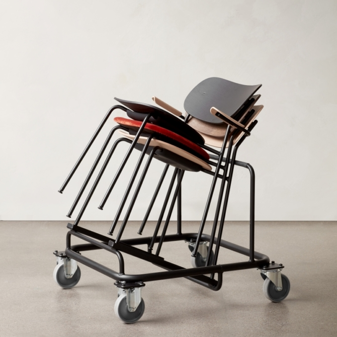 MENU Co Chair Trolly