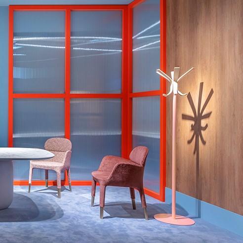 PEDRALI RAY lounge