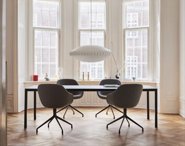 mobiliario design escandinavo hay